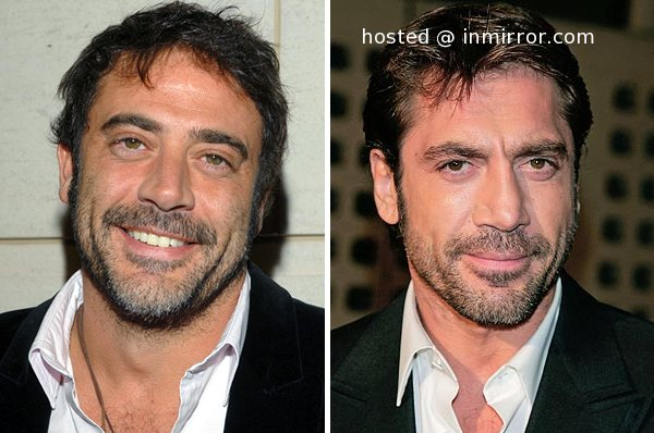 Well you do have actors Javier Bardem and Jeffrey Dean Morgan  Reply     Well you do have actors Javier Bardem and Jeffrey Dean Morgan