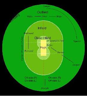 Cricket Cricket Ground Pitch