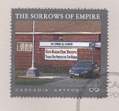 Welcome to Cascadia Artpost: June 2009