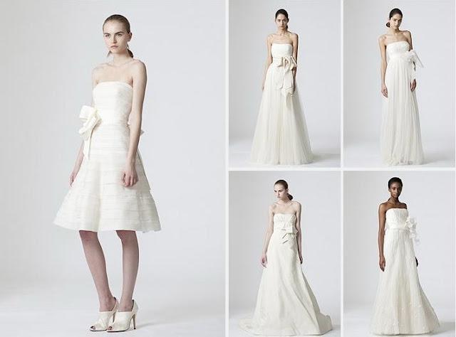 en sade nikah için elbiseler