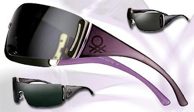 96dabb58a Chega ao mercado a nova coleção de óculos solares United Colors of Benetton,  criada pela Sorel (Grupo Tecnol), que se destaca pelo design esportivo e ...