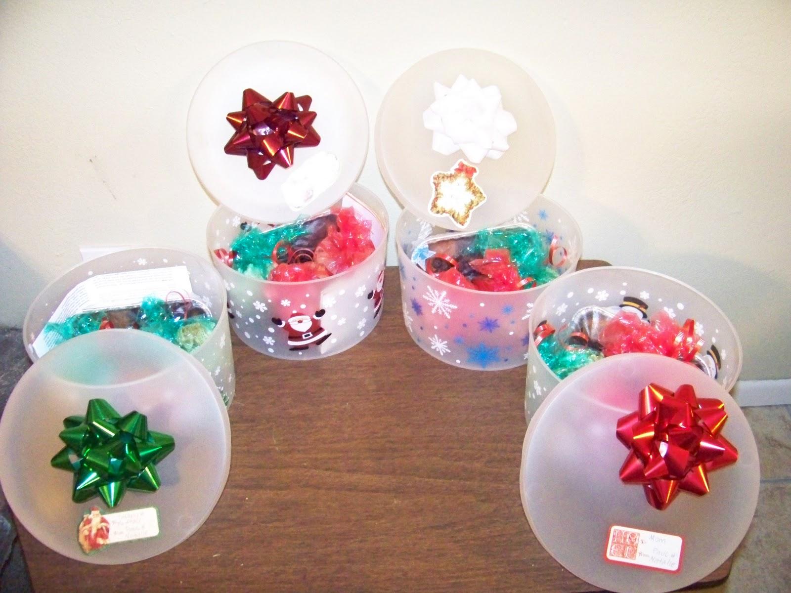 Locate Utah Homes: Homemade Baked Goodies Christmas Gift