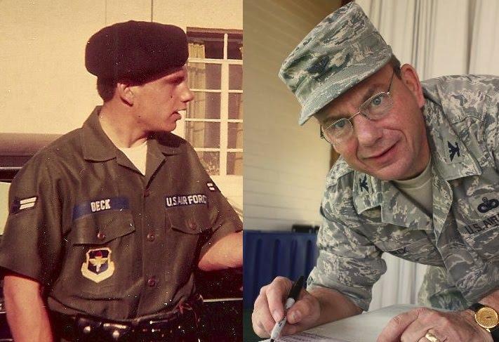 Locator, Maxwell-Gunter Cops: Col Beck Announces Retirement
