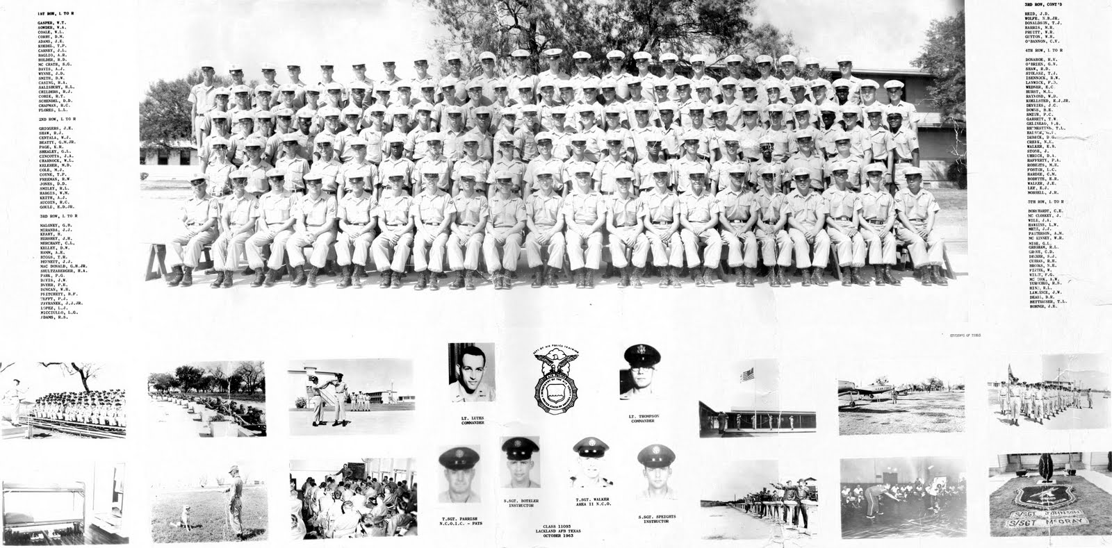 History, USAF Cops (MP, AP, SP, SF, OSI)