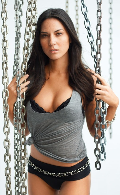 Olivia Munn Sexy 6