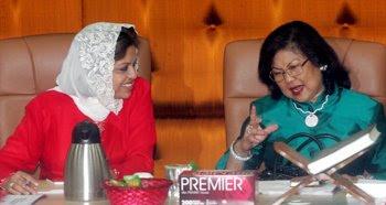 Image result for rafidah aziz shahrizat jalil