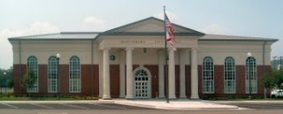 Scottsboro, Alabama City Hall