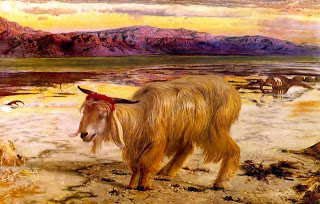 The Scapegoat by William Hunt