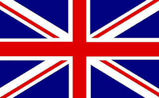 An Union Flag, in case it helps at all