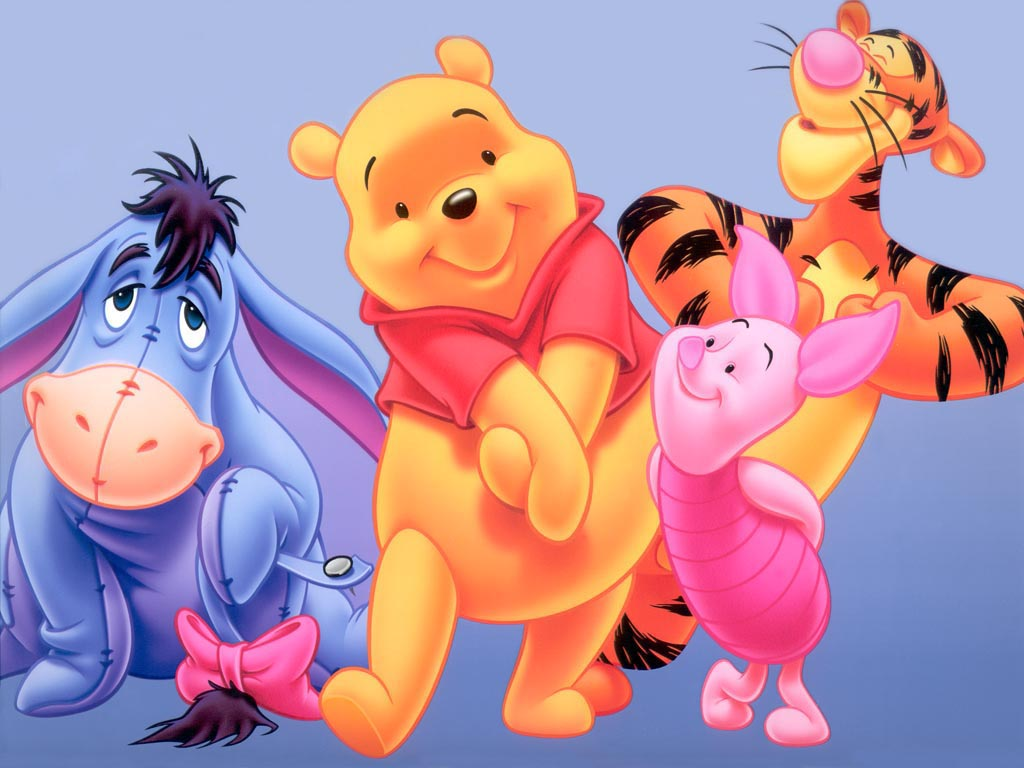 My sweet world disney characters - Cartoon character wallpaper ...