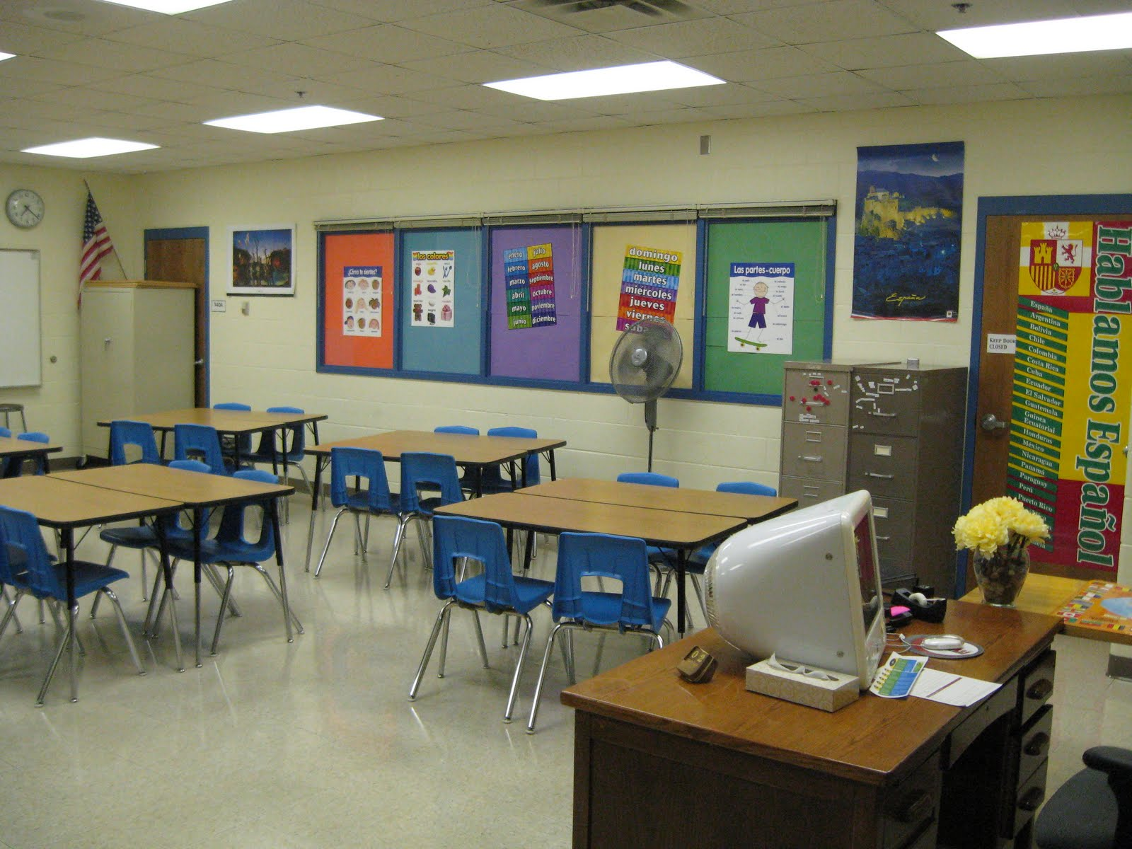 Project Decoration: Classroom Decorations