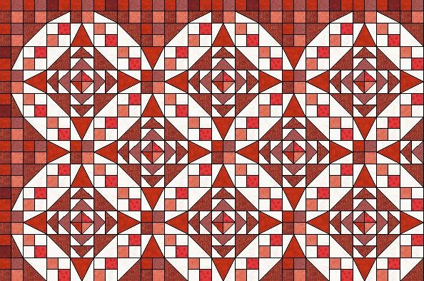 The Casual Quilter What Is This Quilt Pattern