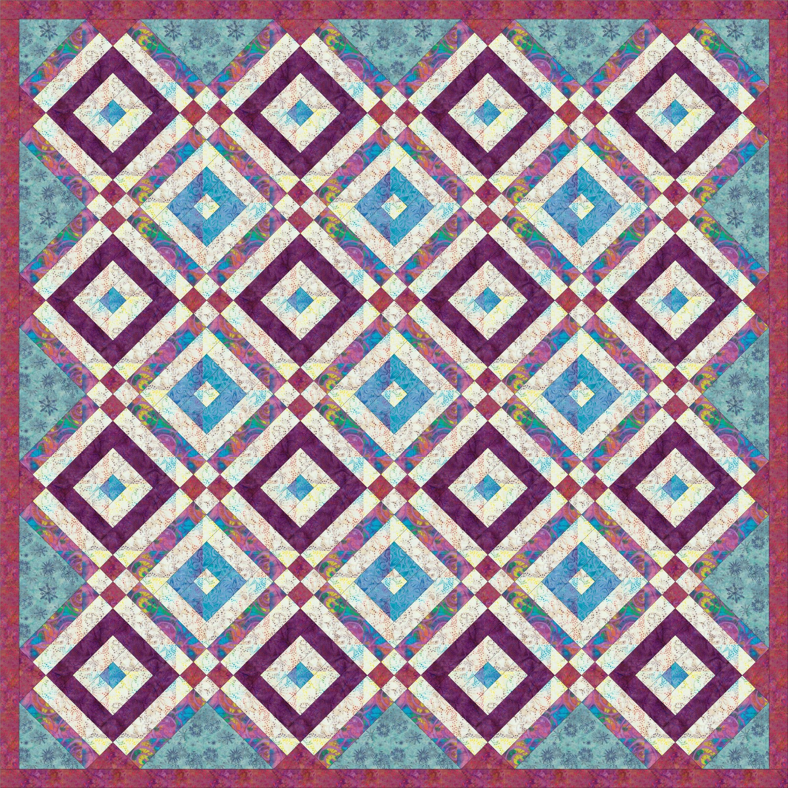 The Casual Quilter: January 2011