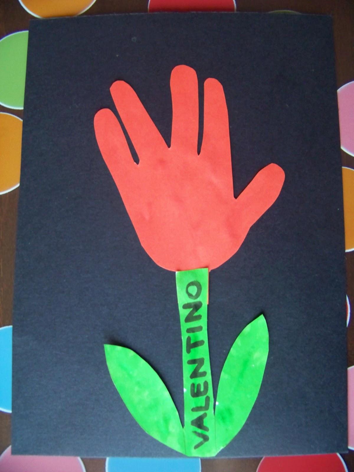 spesso MammA GiochiaMo?: Imparare i nomi delle dita: lavoretti con la  BE95