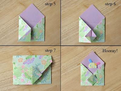 Origami Envelopes Archives – Origami Tutorials | 300x400