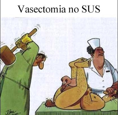 Fotos engracadas de vasectomia