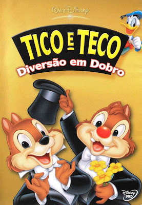 Tico e Teco: Diversão em Dobro - DVDRip Dublado
