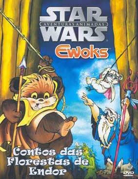 Star Wars Ewoks: Contos das Florestas de Endor - DVDRip Dublado