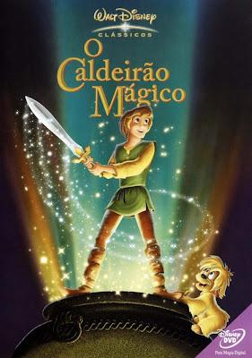 O Caldeirão Mágico - DVDRip Dublado