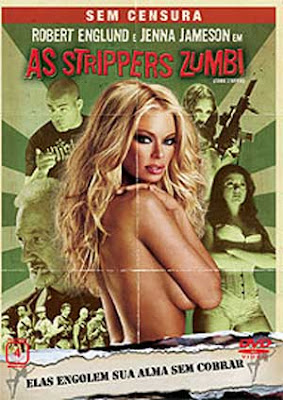 As Strippers Zumbi - DVDRip Dual Áudio