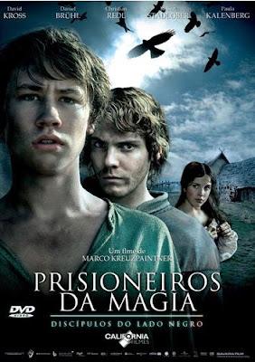 Prisioneiros da Magia - DVDRip Dual Áudio