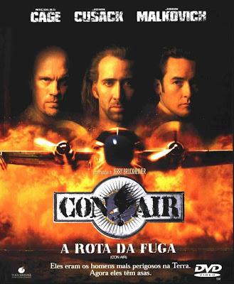 Con Air: A Rota da Fuga - DVDRip Dublado