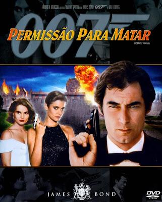 007: Permissão Para Matar - DVDRip Dual Áudio