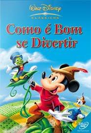 Disney: Como é Bom Se Divertir - DVDRip Dublado