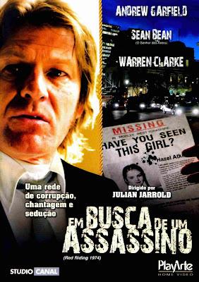Em Busca de Um Assassino - DVDRip Dual Áudio