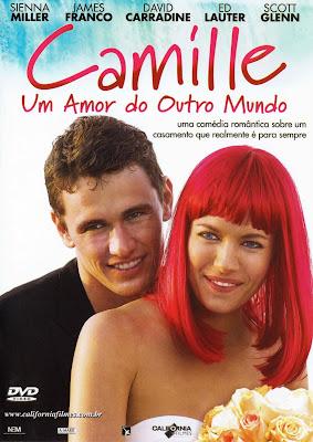 Camille+ +Um+Amor+do+Outro+Mundo Download Camille: Um Amor do Outro Mundo   DVDRip Dual Áudio Download Filmes Grátis