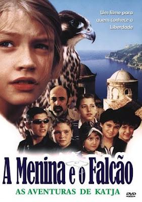 A Menina e o Falcão: As Aventuras de Katja - DVDRip Dual Áudio
