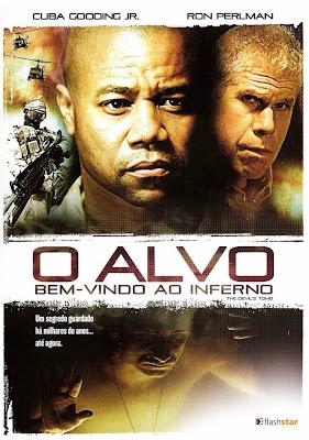 O Alvo - DVDRip Dual Áudio