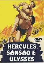 Hércules, Sansão e Ulysses - DVDRip Dublado