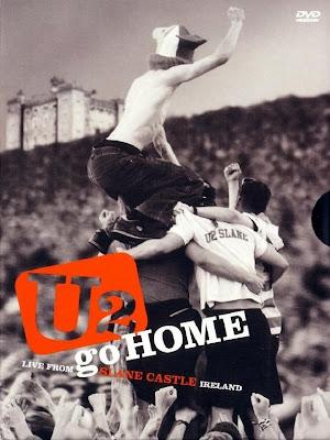 U2 - Go Home: Live from Slane Castle Ireland - DVDRip