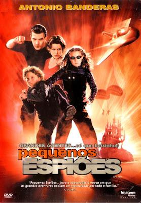 Pequenos Espiões - DVDRip Dublado