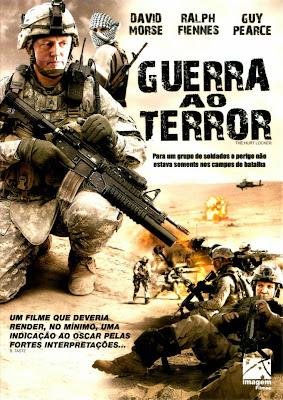 Guerra ao Terror - DVDRip Dual Áudio