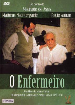 O Enfermeiro - DVDRip Nacional