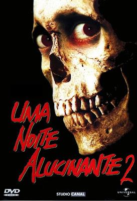 Uma Noite Alucinante 2 - DVDRip Dual Áudio