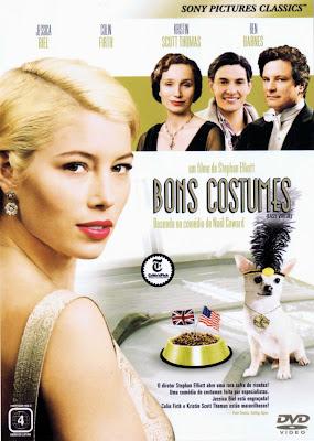 Bons Costumes - DVDRip Dual Áudio