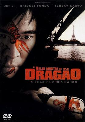 O Beijo do Dragão - DVDRip Dual Áudio
