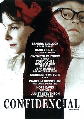 Confidencial - DVDRip Dublado