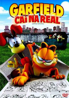 Garfield Cai Na Real - DVDRip Dublado