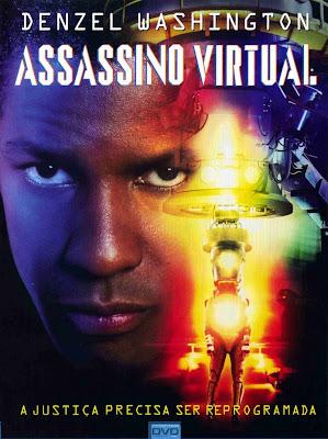 Assassino Virtual - DVDRip Dublado