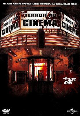 Terror no Cinema - DVDRip Dual Áudio