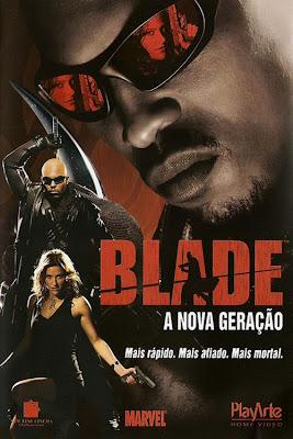 Blade: A Nova Geração - DVDRip Dual Áudio