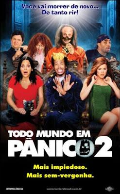 Todo Mundo em Pânico 2 - DVDRip Dual Áudio