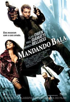 Mandando Bala - DVDRip Dual Áudio