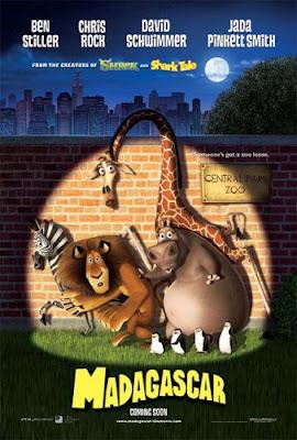 Assistir Madagascar