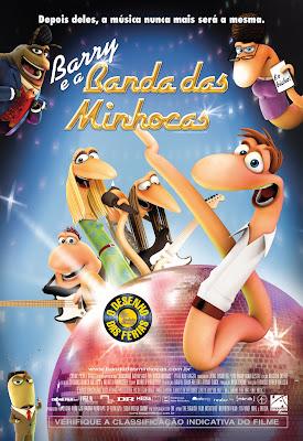 Barry e a Banda das Minhocas - DVDRip Dublado