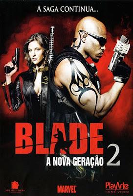 Blade: A Nova Geração 2 - DVDRip Dual Áudio